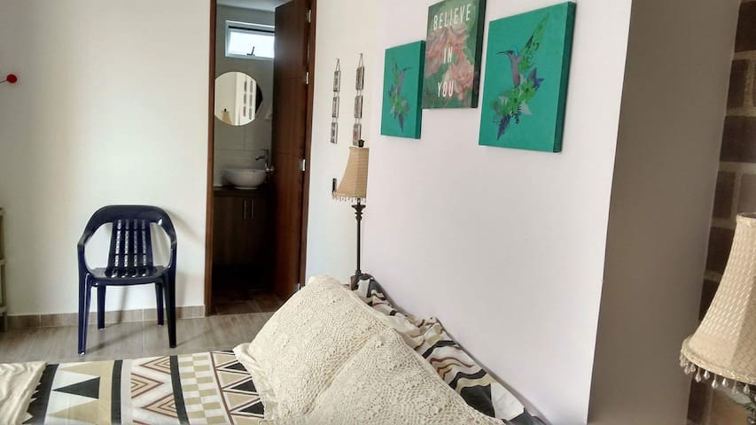 Comfortable 2 bedroom with terrace