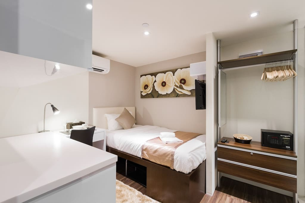 Chinatown new modern stylish studio single for Chambre de commerce singapour