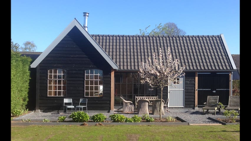 "Studio/atelier in buurtschap ""De Kraats"" - Bennekom - Cottage"