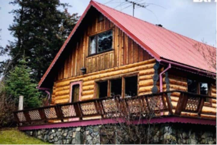 The 5 star Rayvens Roost B&B moved to Seldovia !