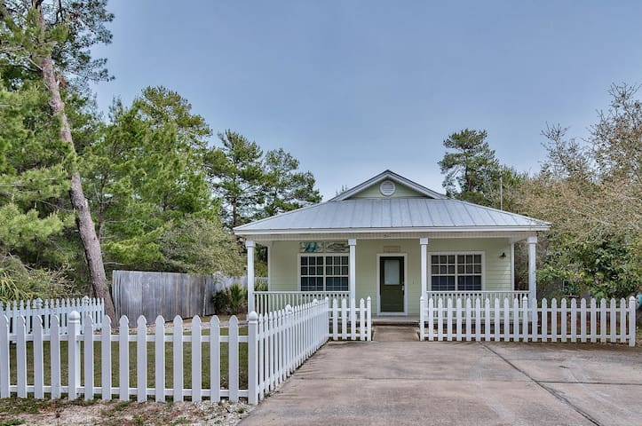 Seagrove Beach 3 bedroom home! - Santa Rosa Beach - House