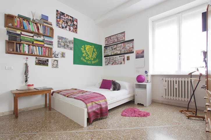 Cozy & bright room near Trastevere - Roma - Flat