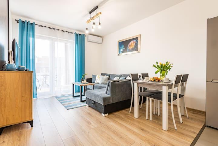 Apartamenty Tespis No. 30 (Francuska 108B/50)