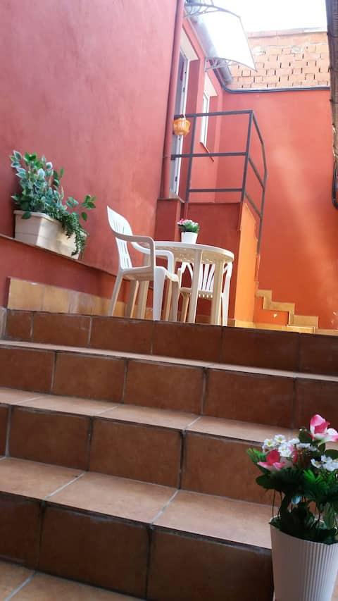 Apartamento encantador para 2  Mieres Asturias