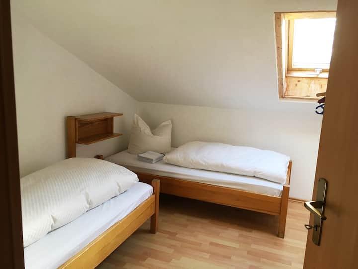 Ferienpark Wehrda Zimmer pro Person pro Nacht.