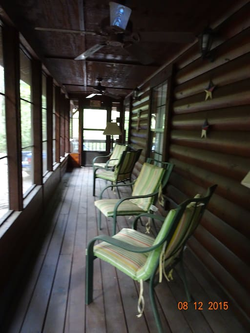 veranda porch