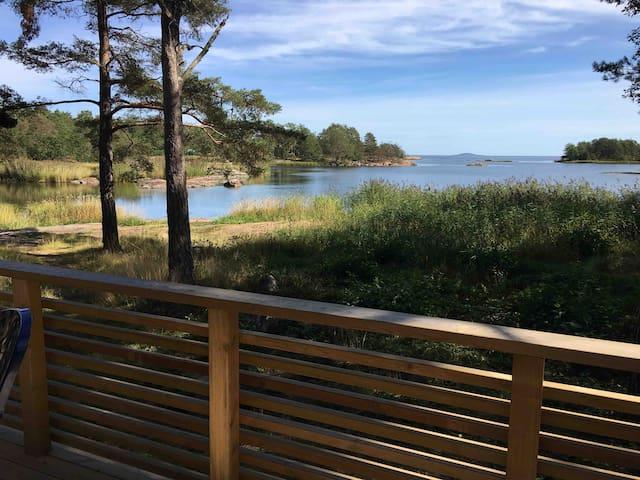 Havsläge vid Östersjön