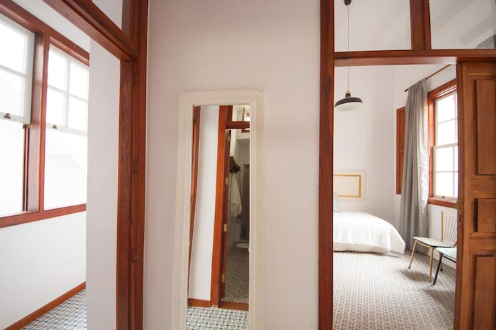 Mina double room in ancient canary home