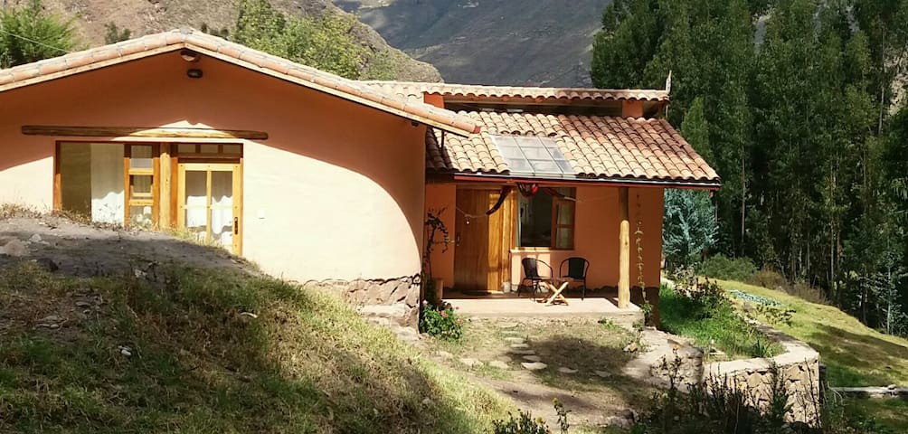 Eco Lodge Paititi Sonqo Pisac - Pisac - Natur-Lodge