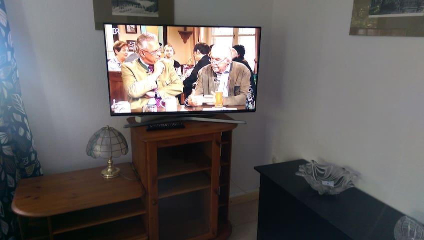living room - internet TV