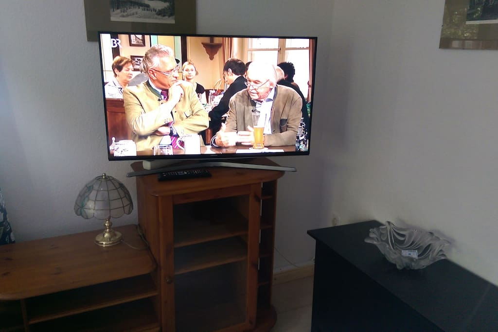 living room - internet TV