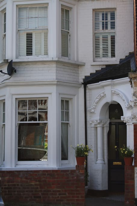Victorian Terrace Home in popular conservation area