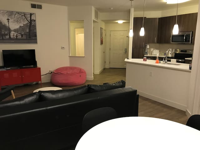 Business Travelers Apartment