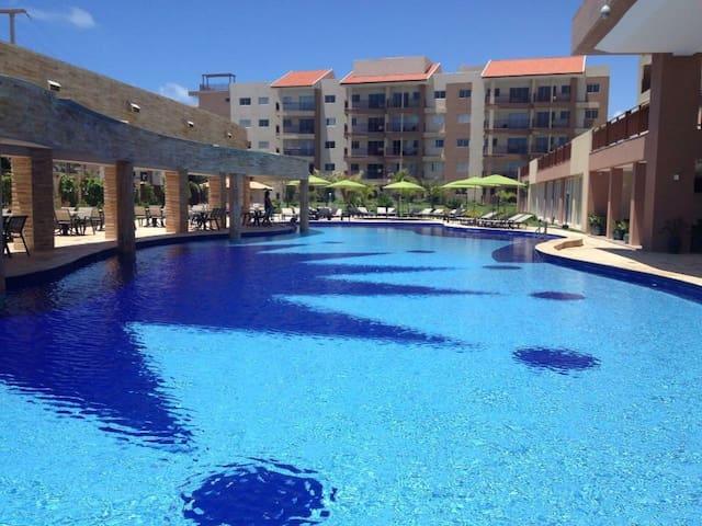 Wellness Resort Beach Porto das Dunas Apart-Hotel