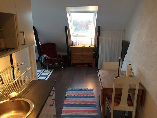 Cozy apartment, great location - Jönköping - Departamento