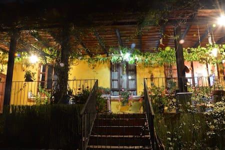 Hostal y restaurante Casa Sto Tomas - Santo Tomás Milpas Altas
