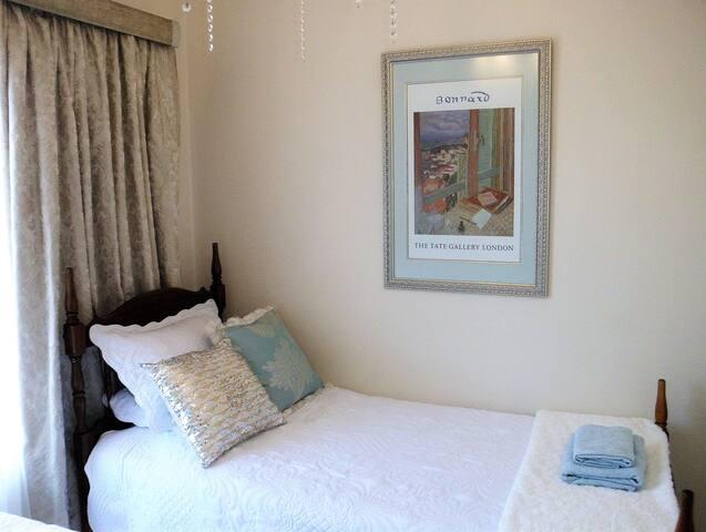 Rose Villa:  Private Room