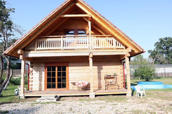 Holiday house with sauna