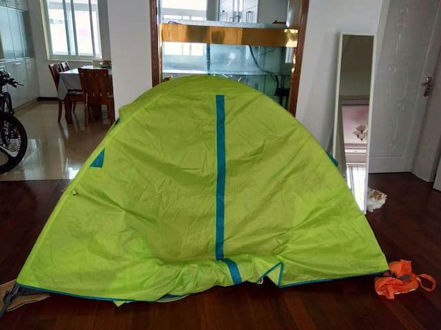 帐篷房 - Shenyang - Hutte