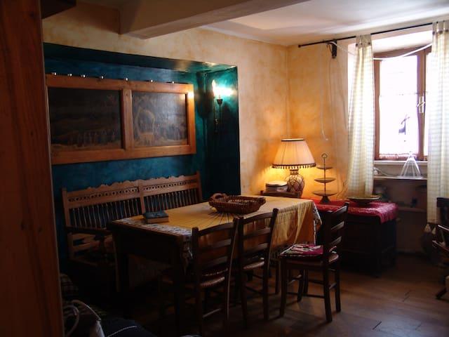 La casa graziosa al Centro del paese - Ovindoli - Dům