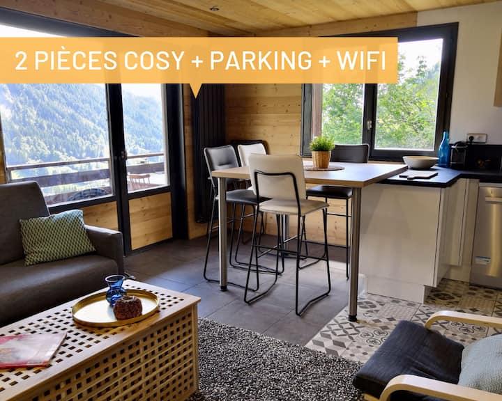 Bel appartement avec vue exceptionnelle