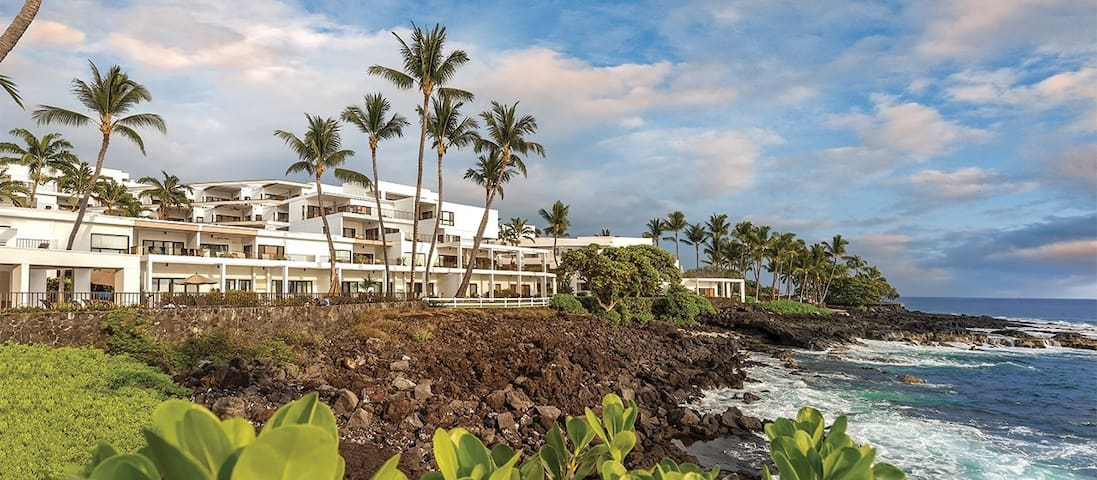 Great location for Kona Ironman Championship