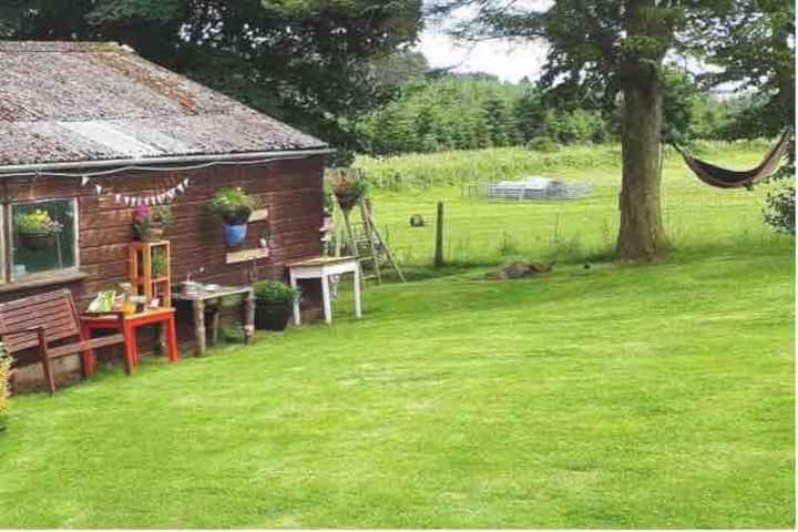 Rural property in the heart of Grampian