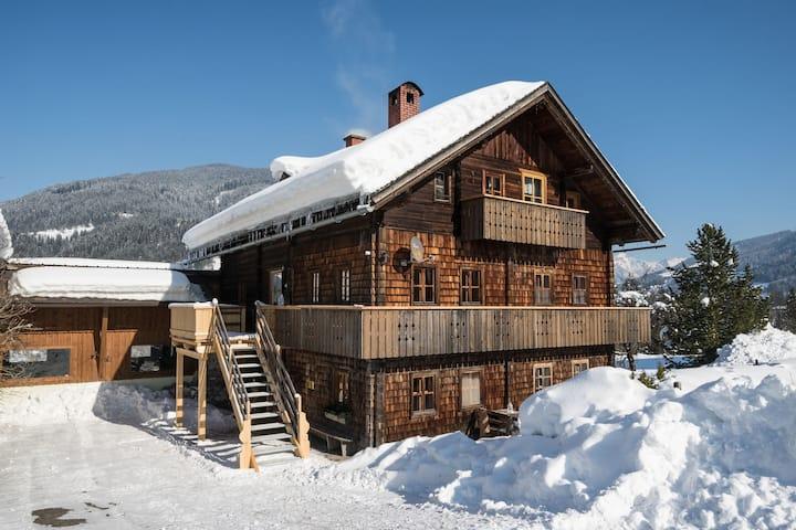 Geräumige Villa in der Nähe des Skigebiets in Salzburg