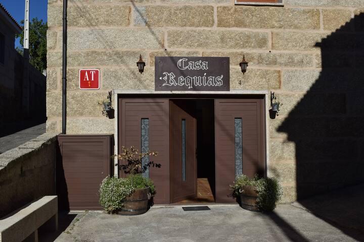 CASA REQUIAS. Apartamento Nº 2