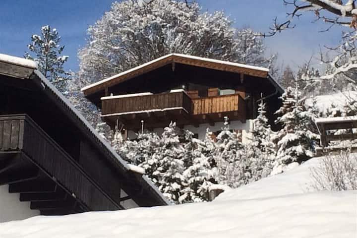 Casa vacanze vicino alla zona sciistica di Niedernsill