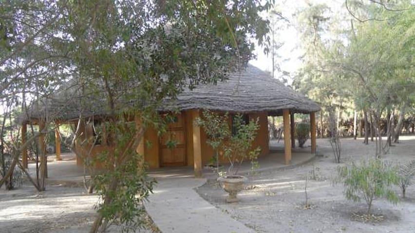 Bungalow (3 Pers.) at Djidjack
