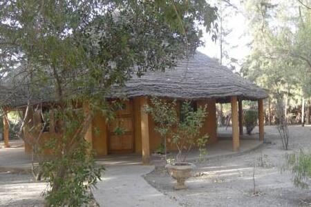 Family bungalow (6 pers) at Djidjack