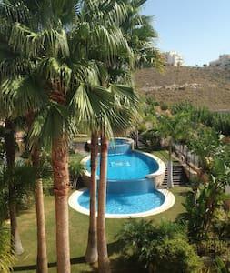 Apartamento con piscina en Bonalba Golf (Mutxamel) - Mutxamel