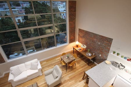 Stunning Loft! Ideal Base to Explore & Walk City. - Le Cap