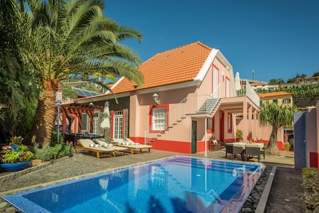 Casa dos Francelhos, the charming house of Funchal