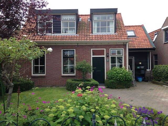 Zeeland, nabij Middelburg, sfeervolle woning! - Grijpskerke - Dům