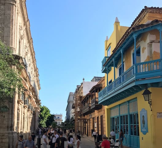 Amazing location in Old Havana! - La Habana