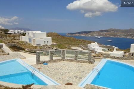 Mykonos Island Villa, Ornos Bay - Mykonos - Villa