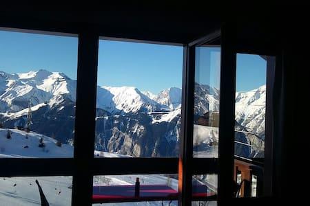Studio alpes plein sud - huez