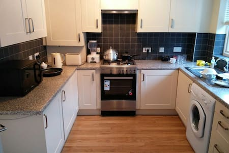 Nice Modern House Close To Leeds - Batley - Rumah
