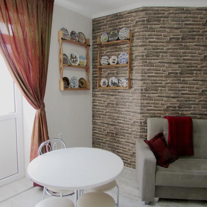 Уютная квартира для хорошего отдыха
