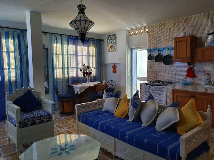Super bel appartement sur l'île de Djerba
