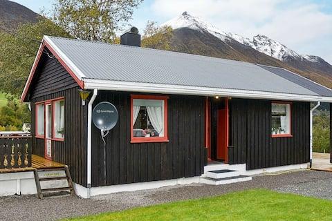 Maison de vacances pour 6 a Sæbø