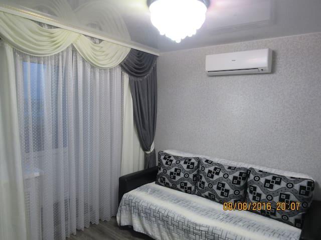 Новая уютная квартира МКР ГПЗ - Wołogdy - Apartament