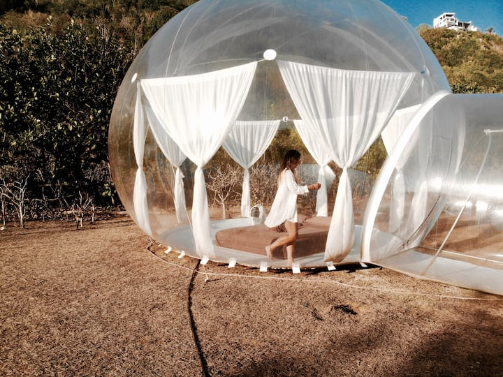Romantic bubble experience (8)