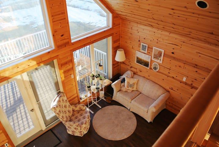 Modern Cottage Getaway