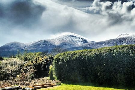 Newcastle, Mourne Mountains View, (dog friendly)