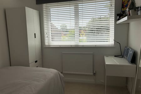 Small Double Room in beautiful family house.