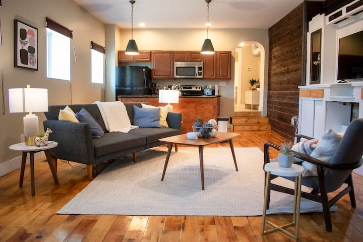 Explore OTR and Downtown from a Parkside Condo