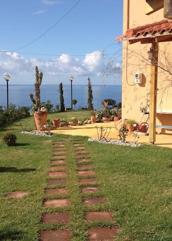 Mirthios panorama villa - Μυρθιος - Casa